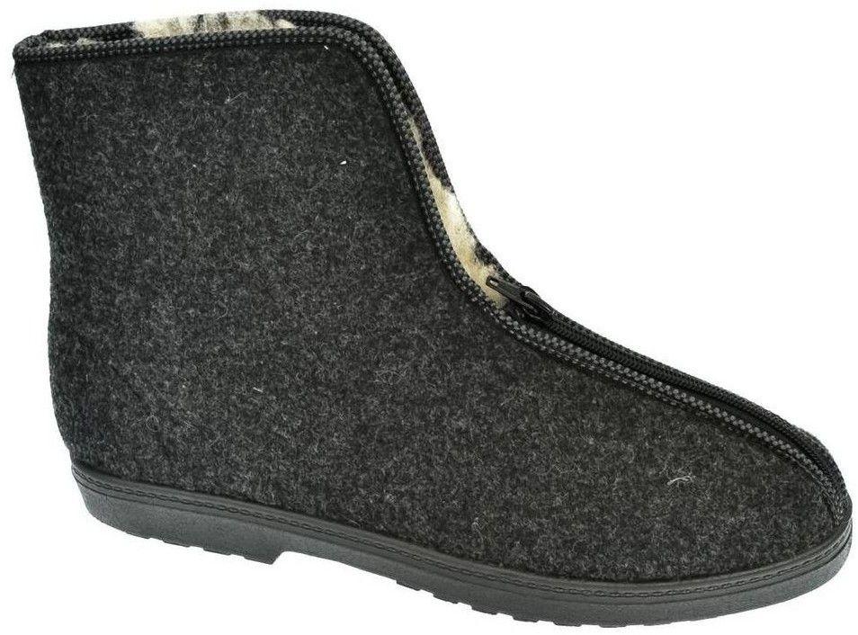 9bf74051c1d9 Papuče John-C Pánske sivé topánky LEO značky John-C - Lovely.sk
