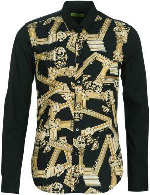 186c7b627041 Versace Jeans Pánska košeľa B1GQB615 24350 899 značky Versace Jeans ...