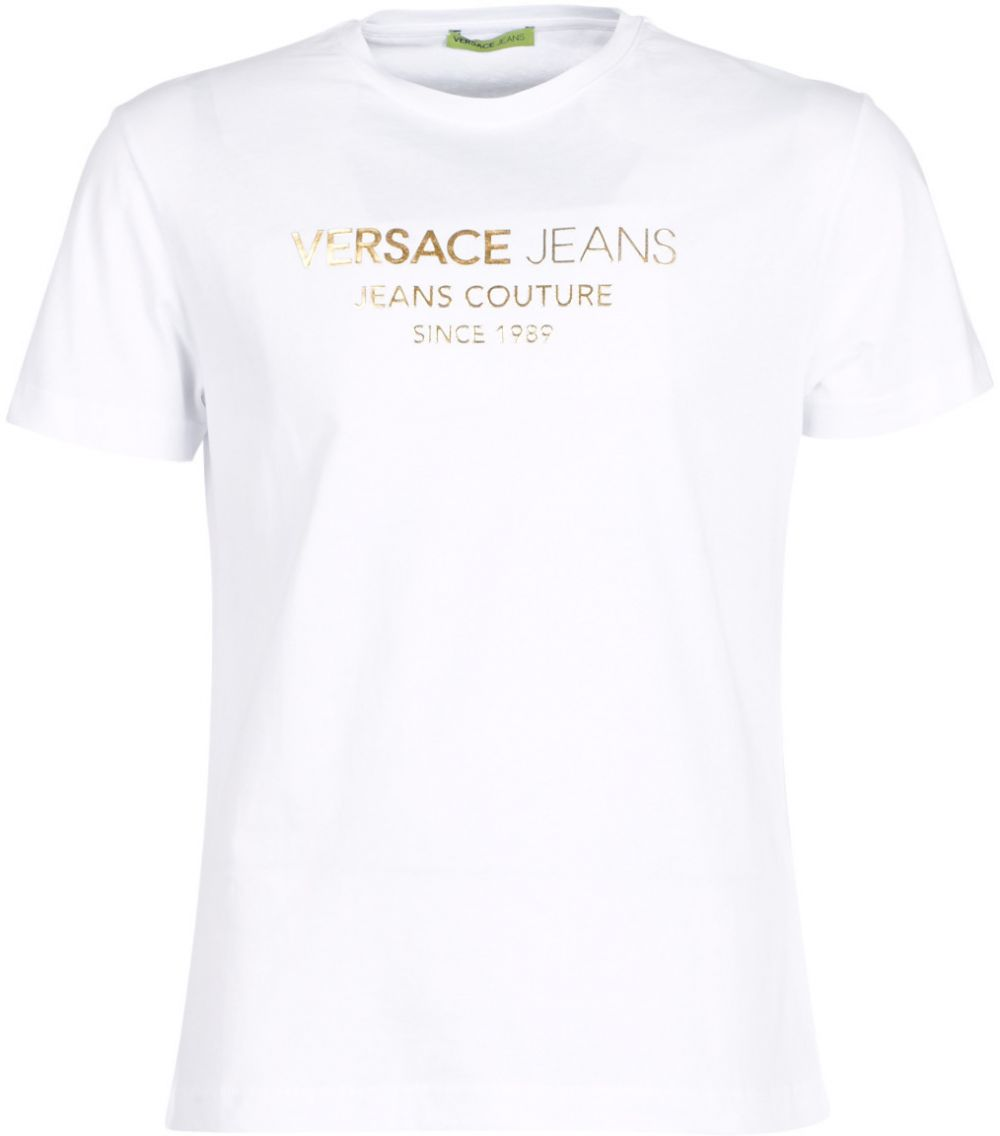 cc0dca534b97 Tričká s krátkym rukávom Versace Jeans B3GTB73E-36598 značky Versace ...