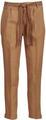 Nohavice Chinos/Nohavice Carrot Benetton  ROSA