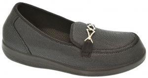 0a3b5828d1 Čierne perforované kožené loafers Pikolinos Cadamunt značky ...