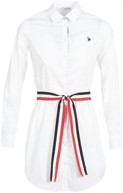 Krátke šaty U.S Polo Assn.  DAVINA DRESS SHIRT