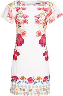 05d4a0e479ac Desigual farebné šaty Vest Fiona značky Desigual - Lovely.sk