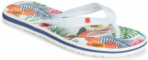 Žabky Desigual  SHOES_FLIP FLOP_TROPICAL WHITE