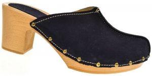 f510d273cb1dd Šľapky John-C Dámske modro-béžové papuče IMA značky John-C - Lovely.sk