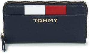 c54a9099c7 Tommy Hilfiger kožená pánska peňaženka Icons Stripe Extra CC and ...