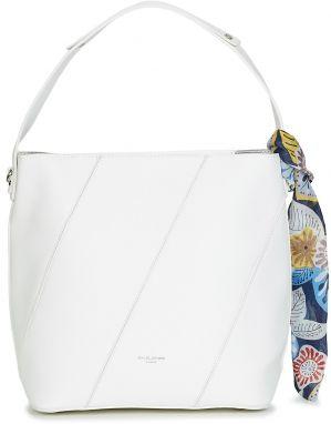 4337ecc182 Biela kabelka s prackou značky Baťa - Lovely.sk
