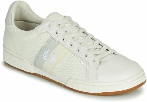 Nízke tenisky Fred Perry  B7222 MESH LEATHER