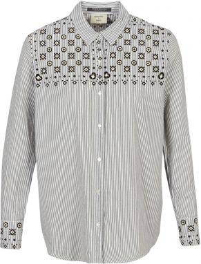 Košele a blúzky Maison Scotch  BUTTON UP SHIRT WITH BANDANA PRINT