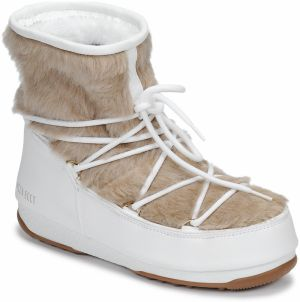 Obuv do snehu Moon Boot  MOON BOOT MONACO LOW FUR WP