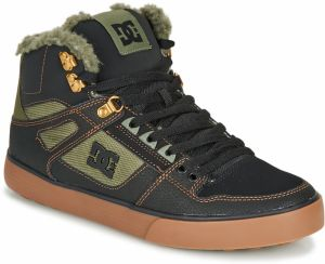 Členkové tenisky DC Shoes  PURE HIGH-TOP WC WNT