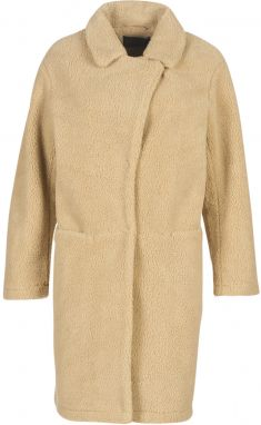 Kabáty Maison Scotch  BONDED TEDDY JACKET