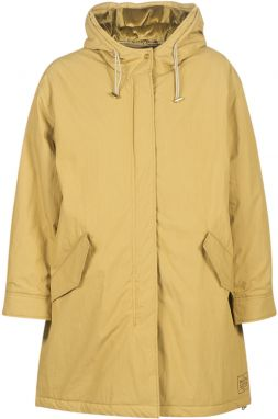 Parky Maison Scotch  PARKA JACKET WITH REMOVABLE   REVERSIBLE INNER GILET