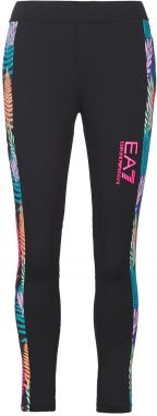 Legíny Emporio Armani EA7  TRAIN GRAPHIC SERIES W LEGGINGS GRAPHIC PERFORMANCE
