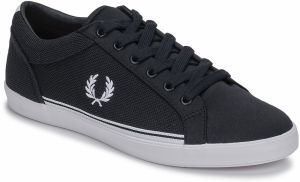 Nízke tenisky Fred Perry  BASELINE PIQUE / TRICOT