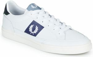 Nízke tenisky Fred Perry  B8198 LEATHER / WHITE / NAVY