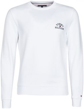Mikiny Tommy Hilfiger  BASIC EMBROIDERED SWEATSHIRT