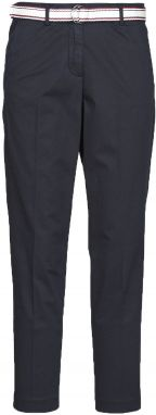 Nohavice Chinos/Nohavice Carrot Tommy Hilfiger  GMD COTTON TENCEL SLIM PANT