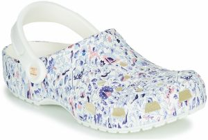 Nazuvky Crocs  LIBERTY LONDON X CLASSIC LIBERTY GRAPHIC CLOG