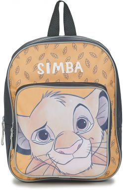 Ruksaky a batohy Disney  BACKPACK LE ROI LION SIMBA