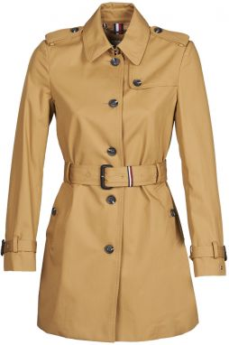 Kabátiky Trenchcoat Tommy Hilfiger  SINGLE BREASTED TRENCH