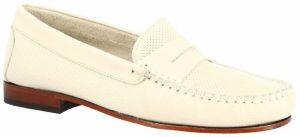 Richelieu Leonardo Shoes  2591 CRUST MARMO