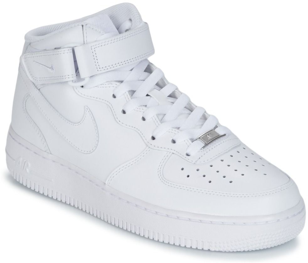 6b95602bd08f9 Členkové tenisky Nike AIR FORCE 1 MID 07 LEATHER značky Nike - Lovely.sk