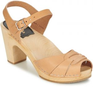 Sandále Swedish hasbeens  PEEP TOE SUPER HIGH