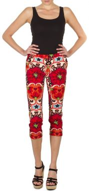 Nohavice 7/8 a 3/4 Manoush  PANTALON POPPY