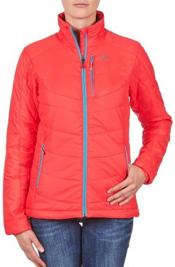 Páperové bundy Salomon  Jacket INSULATED JACKET W PAPAYA-B