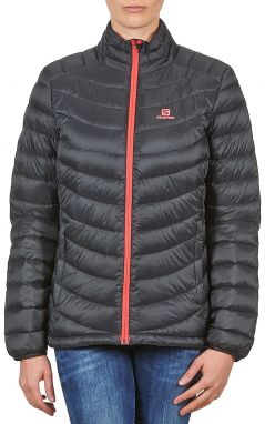 Páperové bundy Salomon  Jacket HALO DOWN JACKET W BLACK