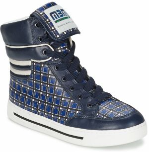 Členkové tenisky Marc by Marc Jacobs  CUTE KIDS MINI TOTO PLAID