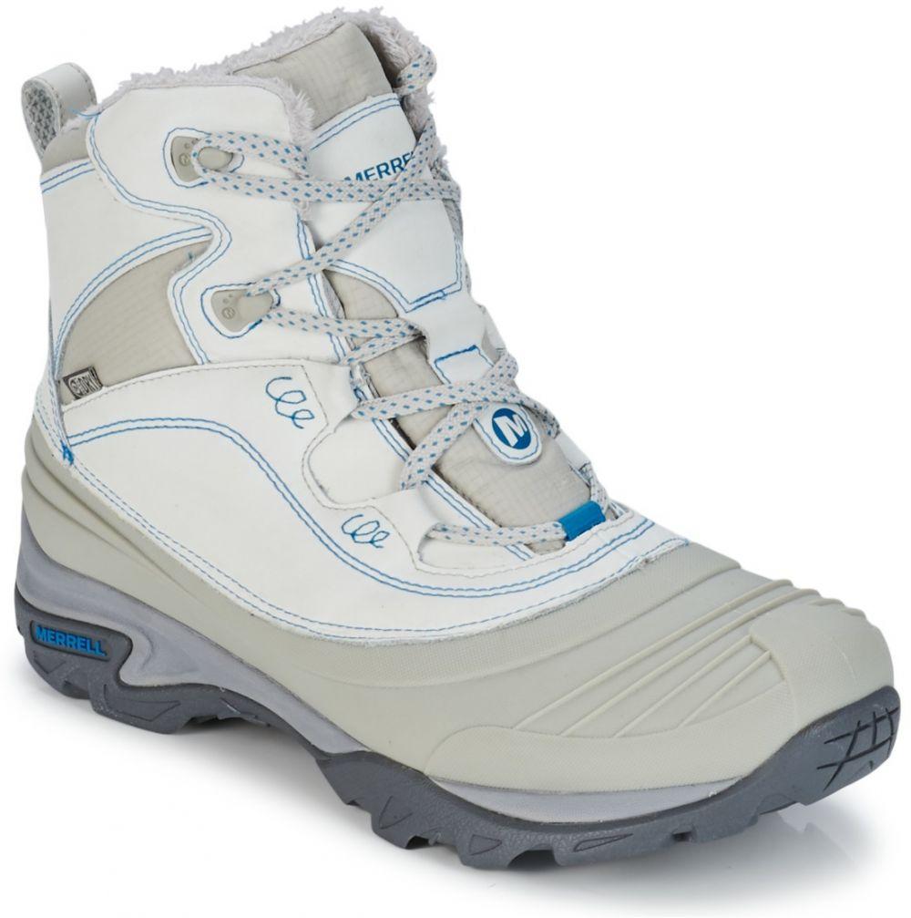 Turistická obuv Merrell SNOWBOUND MID WTPF značky Merrell - Lovely.sk 83d293a274d
