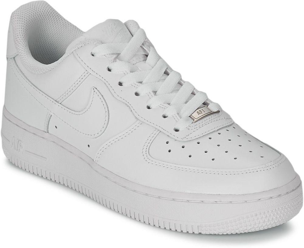 Nízke tenisky Nike AIR FORCE 1 07 LEATHER W značky Nike - Lovely.sk 8ed399afc0f