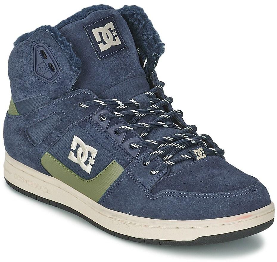 c81d3bb9f88b6 Členkové tenisky DC Shoes REBOUND HIGH WN značky DC Shoes - Lovely.sk