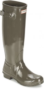 Čižmy do dažďa Hunter  WOMEN'S ORIGINAL TALL GLOSS