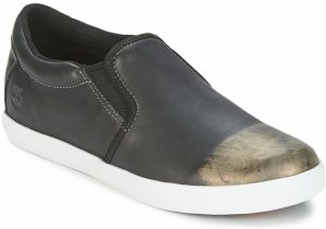 Slip-on Timberland  GLASTENBURY LEATHER SLIP ON