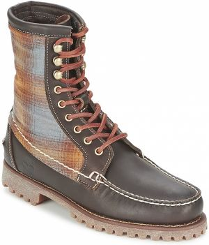 Polokozačky Timberland  AUTHENTICS 8 IN RUGGED HANDSEWN F/L BOOT