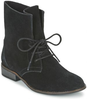 Polokozačky Vero Moda  VMVERA LEATHER BOOT