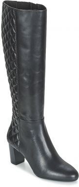 Čižmy do mesta MICHAEL Michael Kors  LUCY QUILTED BOOT