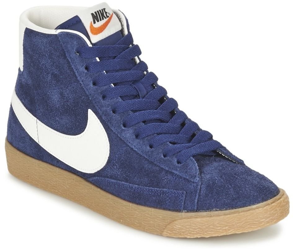 ef0de69071a62 Členkové tenisky Nike BLAZER MID SUEDE VINTAGE W značky Nike - Lovely.sk