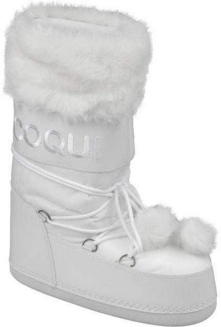 Obuv do snehu Coqui DÁMSKE SNEHULE SNOWBOOT TUVA BIELE značky Coqui -  Lovely.sk 5993ed10ff7