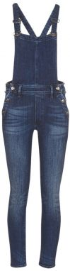 Módne overaly G-Star Raw  LYNN HIGH SLIM NAVY