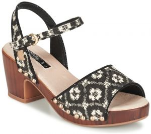 Nazuvky Lollipops  ZOOM WOOD HEEL SANDAL
