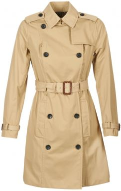 Kabátiky Trenchcoat MICHAEL Michael Kors  PRINT LINED TRENCH
