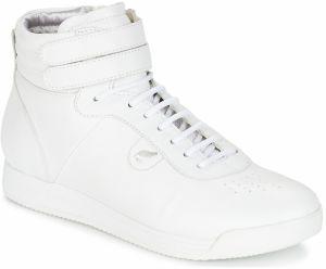 Biele dámske členkové tenisky Geox New Club značky Geox - Lovely.sk 6f5da534041