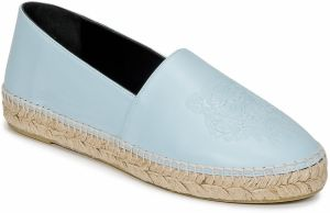 Espadrilky Kenzo  TIGER NAPPA LEATHER