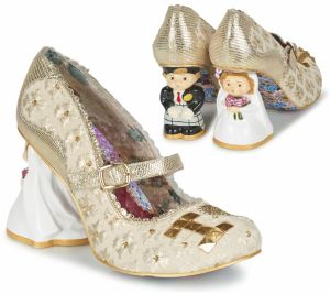 Lodičky Irregular Choice  I LOVE YOU