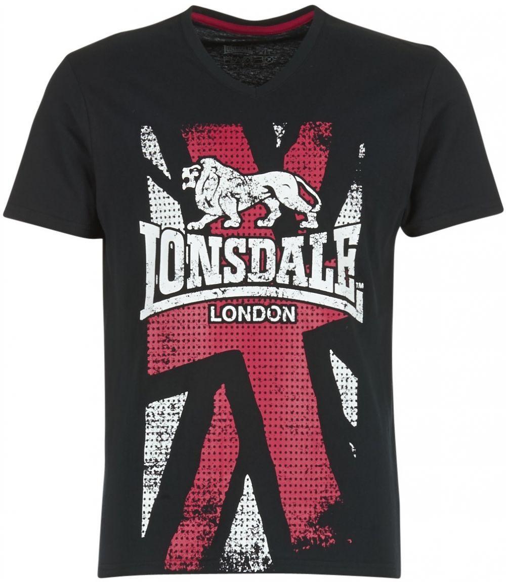 c8a951c7e595 Tričká s krátkym rukávom Lonsdale DENHOLM značky LONSDALE - Lovely.sk