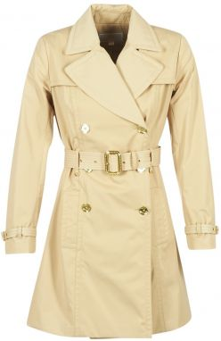 Kabátiky Trenchcoat MICHAEL Michael Kors  PLEATED TRENCH